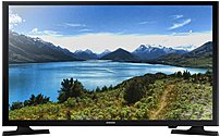 Samsung Un32j4000 32-inch Led Tv 1366 X 768 60 Clear Motion Rate 2600:1 Hdmi, Usb