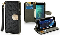 Urge Basics Ug-ip6quiltcase-blk Quilted Case For Iphone 6 - Black