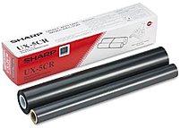 Sharp Electronics Ux5cr Thermal Transfer Fax Imaging Film - 1 Pack - Black