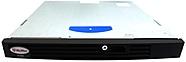 McAfee EMG-4000-B Email Gateway Security Appliance - 1U - Intel Celeron E3400 2.6 GHz Dual-Core Processor - 4 GB ECC RAM - 500 GB Hard Drive - MEG 7.x
