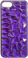 Couture 890968404589 40458 Iceberg Case for Apple iPhone 5 Smartphone - Plastic - Purple
