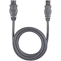 Belkin Usb Extension Cable - Usb For Printer, Scanner, Hard Drive - Extension Cable - 10 Ft - Type A Usb - Type A Usb F3u153-10-sn