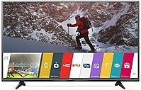 LG 55UF6800 55 inch LED Smart 4K Ultra HDTV 3840 x 2160 TruMotion 120 Hz Quad Core Processor webOS 2.0 Wi Fi HDMI