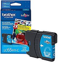 Brother Lc65hy-c Innobella High Yield Ink Cartridge - 750 Pages Yield - Cyan