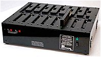 Datamation Systems Multi-bay Battery Charger - 16 Ds-16by-bc-e6