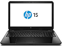 Hp Pavilion J1j41ua 15-g070nr Notebook Pc - Amd E1-6010 1.35 Ghz Dual-core Processor - 4 Gb Ddr3l Sdram - 500 Gb Hard Drive - 15.6-inch Display - Windows 8.1 64-bit Edition - Black Licorice