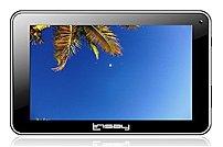 Linsay F-7hd4core Tablet Pc - Cortex A9 1.3 Ghz Quad-core Processor - 1 Gb Ddr3 Ram - 8 Gb Hard Drive - 7.0-inch Display - Android 4.1.1 Jelly Bean - Wi-fi - Black