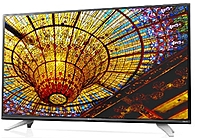 LG Electronics UF7690 Series 60UF7690 60 inch 4K Ultra HD Smart LED TV 3840 x 2160 TruMotion 240 Hz HDMI USB Black