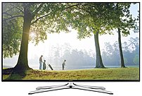The Samsung 6350 Series UN50H6350 50 inch Smart LED TV is backed by a lightning fast quad core processor, which reduces lag and accelerates load and smoother navigation