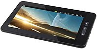 P This Keep entertainment freedom at your fingertips with the 7 inch tablet with Wi Fi