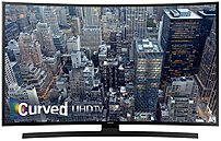 Samsung Ju6700 Series Un48ju6700 48-inch Curved 4k Ultra Hd Smart Led Tv - Motion Rate 120 - 3840 X 2160 - Hdmi, Usb