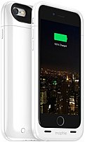 Mophie 3072jppip6wht Juice Pack Plus For Iphone 6/6s - 3300 Mah - White
