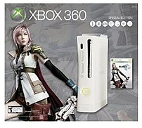 Microsoft Xbox 360 Pud-00023 Final Fantasy Xiii Limited Edition - 512 Mb - 3.2 Ghz - Ceramic White