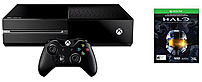 Microsoft Xbox One 5c6-00003 Gaming Console Bundle With Halo: The Master Chief Collection - 500 Gb Hard Drive - Black