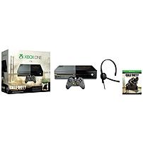 Microsoft Xbox One 5c7-00075 Limited Edition Call Of Duty Advanced Warfare Bundle - Game Pad Supported - Wireless - Ati Radeon - 1920 X 1080 - Blu-ray Disc Player - 1000 Gb Hdd - Gigabit Ethernet - Wireless Lan - Hdmi - Usb - Octa-core (8 Core)