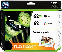 The HP F6U01FN Ink Cartridges reliably deliver standout, durable color documents and photos page after page