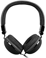 The Ecko EKU STM BK Storm On Ear Headphones merge Ecko's reputation for street conscious fashion with utilitarian function