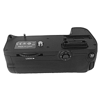 DigiPower PGR-NKD11 Battery Grip For Nikon D7000 - Black
