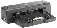 HP A7E34UT 230 Watts Docking Station for EliteBook and ProBook Notebooks - Black