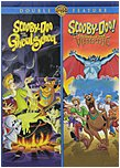 Warner Bros  883929031702 Scooby-doo And The Ghoul School/ Scooby-doo And The Legend Of The Vampire Double Feature