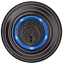 Kwikset Kevo 99250 003 Bluetooth Smart Lock 4 x AA Batteries Included Venetian Bronze
