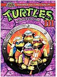 New Line Entertainment 883929344192 Teenage Mutant Ninja Turtles III Turtles In Time DVD