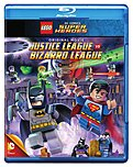 Justice League vs Bizarro League   Batman has joined the just formed Justice League in order to keep tabs on Superman, a mistrust that is complicated by Superman's bad  but well meaning  clone Bizarro and his creation of the Bizarro League, but an even bigger threat forces the two Leagues to join forces