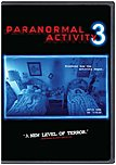 Paramount 097363580249 Paramount Paranormal Activity DVD