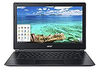 Acer C810-T7ZT ComfyView 13.3-inch LED Chromebook - NVIDIA Tegra K1 CD570M-A1 Quad-core (4 Core) 2.10 GHz - 4 GB DDR3L SDRAM RAM - 16 GB SSD - NVIDIA - Chrome OS - 1366 x 768 16:9 Display - Bluetooth