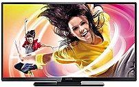 Magnavox 43me345v 43-inch Led Hdtv - 1080p (full Hd) - 10000:1 - 60 Hz - 120 Motion Rate - Hdmi, Usb - Black