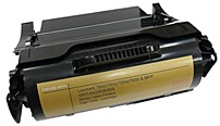 IPW Preserve 845-650-ODP Lexmark T650H11A Remanufactured Toner Cartridge for T650, T650dn Printers - Black