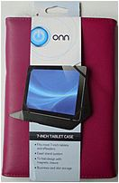 The Onn ONB13AA212 7 inch Universal Tablet Case is designed for 7 inch tablets