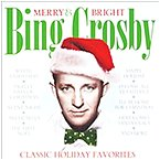 Reflections 096741482328 Merry And Bright Bing Crosby CD Holiday Favorites