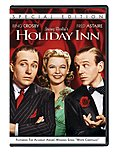 Universal Studios 025192148422 Holiday Inn Special Edition Dvd - 13 Songs Including White Christmas
