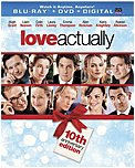 Feel the love this holiday season with the Love Actually 10th Anniversary Edition  Funny, charming and heartwarming, this delightful romantic comedy follows eight couples whose lives intersect shortly before Christmas