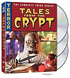 """Product Description    Tales from the Crypt The Complete Third Season  DVD     That """"die abolical"""" punster and """"bone a fide"""" ghoul of your dreams, the Crypt Keeper, is back to host this scare rific collection of fourteen complete and uncut episodes from Season 3 of the series that ran seven memorably spooktacular seasons"""