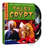 If you've been missing the Crypt Keeper, here's a chance to improve your aim  But be warned  the cadaverous cut up is your host for a 15 episode deathly digest based on classic horror comics from back in the day and featuring a parade of characters who are variously merciless, clueless, topless and headless