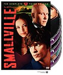 Warner Brothers 085393972127 Smallville Season 3 Dvd