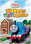 Thomas And The Toy Workshop Dvd 884487101203
