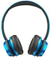 Monster N-Tune On-Ear Headphones Candy Blue 128521-00