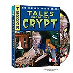 Warner Bros 012569753853 Tales From The Crypt Season 4