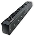 Avocent PM3000 24-Outlets PDU - 3 x IEC 320 EN 60320 C19, 21 x IEC 320 EN 60320 C13 - Zero U Vertical Rackmount