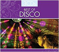 Various Artists 803151007924 Best Of Disco Audio Cd - 3 Cd Set