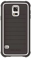 Body Glove Crc94086 720284 Shocksuit Case For Samsung Galaxy S5 - Charcoal, White