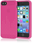 Incipio Frequency Textured Impact Resistant Case for iPhone 5s - iPhone - Translucent Pink - Textured - Matte