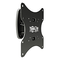 Tripp Lite's VESA compliant DWM1742MN Full Motion Flat Screen Wall Mount packs a lot of functionality into a compact design