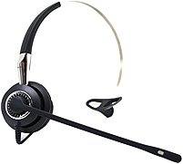 GN Netcom Jabra BIZ GSA2403-820-105 2400 On-Ear Mono Headband with Microphone - Government GSA