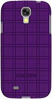 Body Glove 9398201 Mosaic Case for Samsung Galaxy S4 - Grape