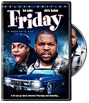 New Line Entertainment 794043125522 Friday Deluxe Edition Directors Cut DVD 794043125522