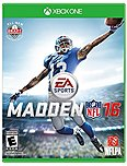 Electronic Arts 014633733815 Madden Nfl 16 - Sports Game - Xbox One